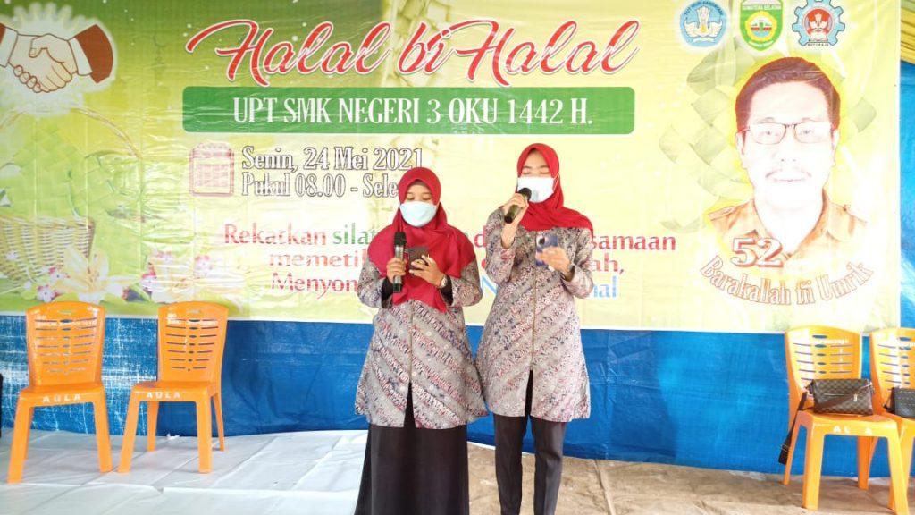 Halal Bihalal Keluarga Besar UPT SMK Negeri 3 OKU